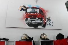Caserne pompiers Saint Romain de Colbosc